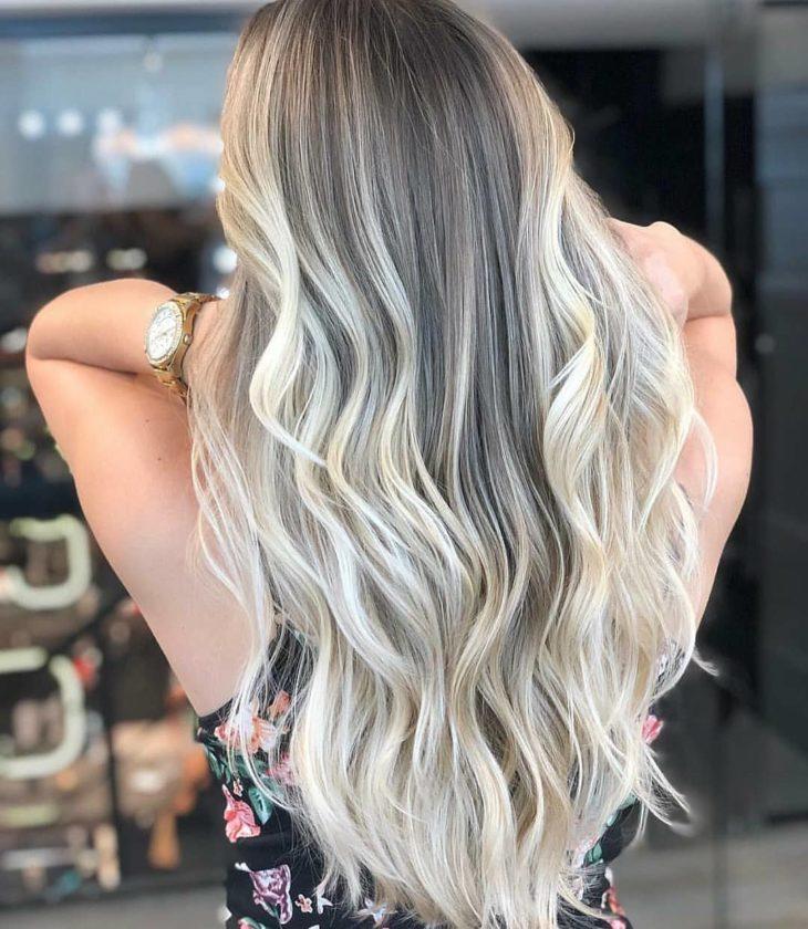 cabelos com luzes 2