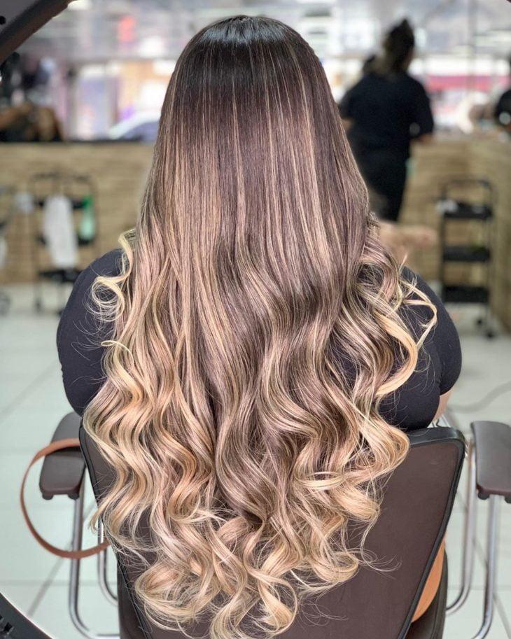 cabelos com luzes 14