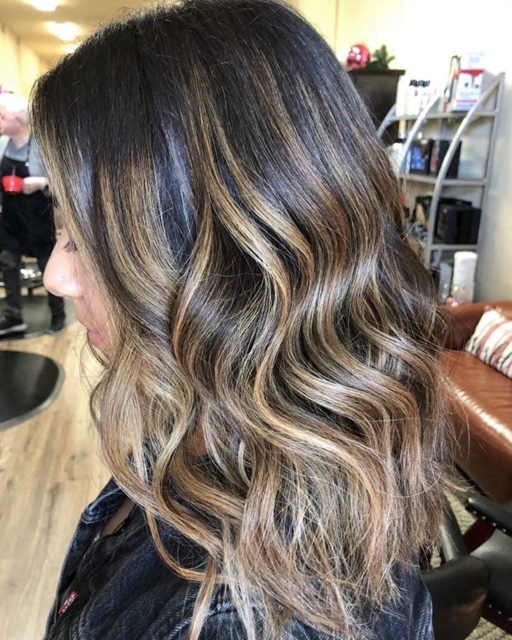 cabelos com luzes 16