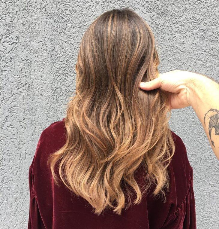 cabelos com luzes 24