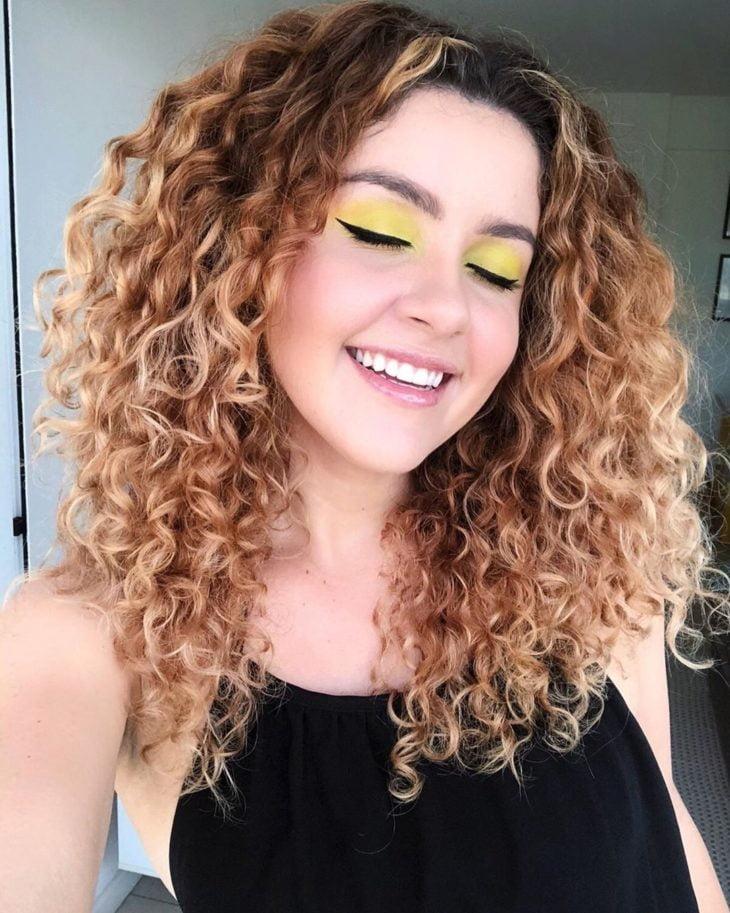 cabelos com luzes 18