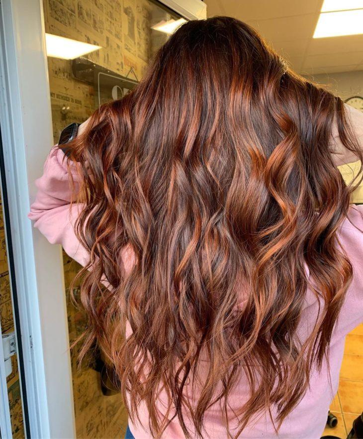 cabelos com luzes 33