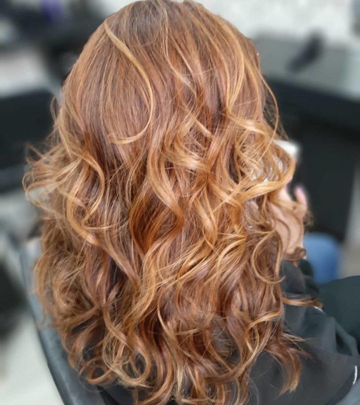 cabelos com luzes 35