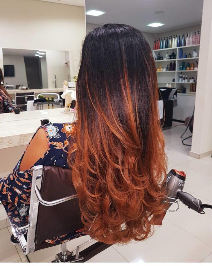 cabelos com luzes 36
