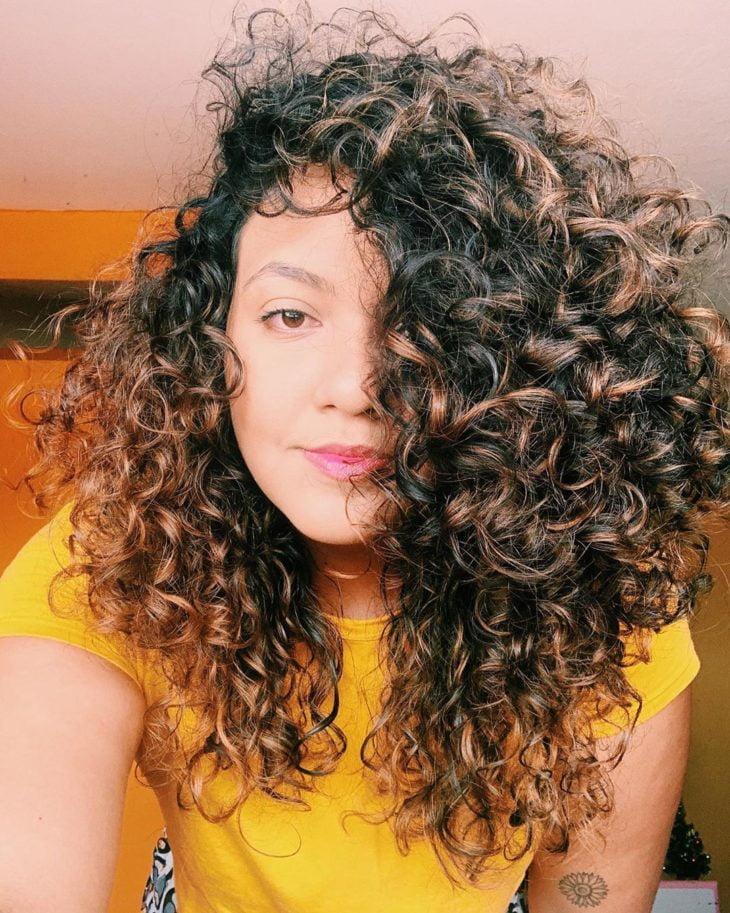 cabelos com luzes 51