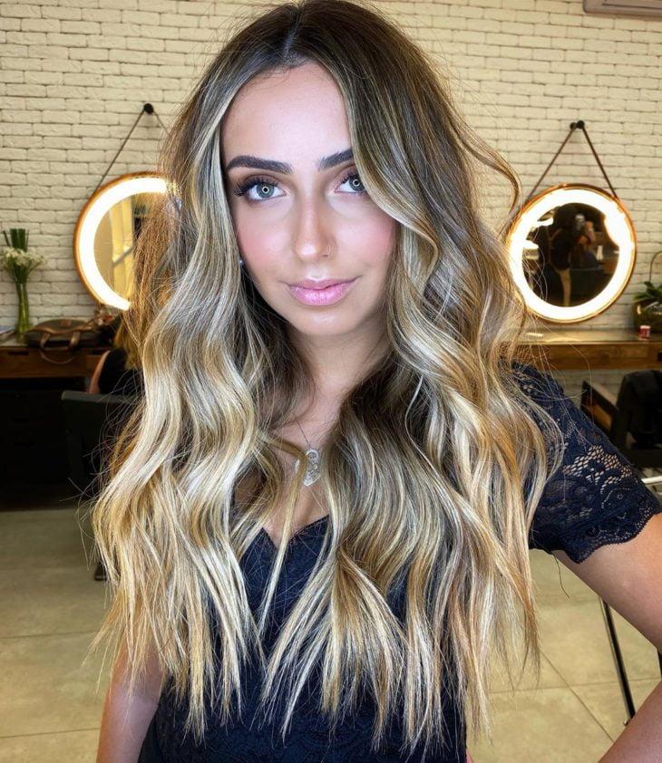 cabelos com luzes 54