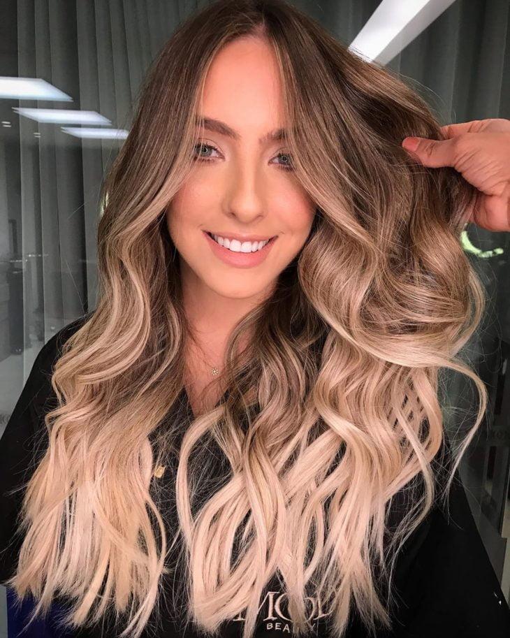cabelos com luzes 55