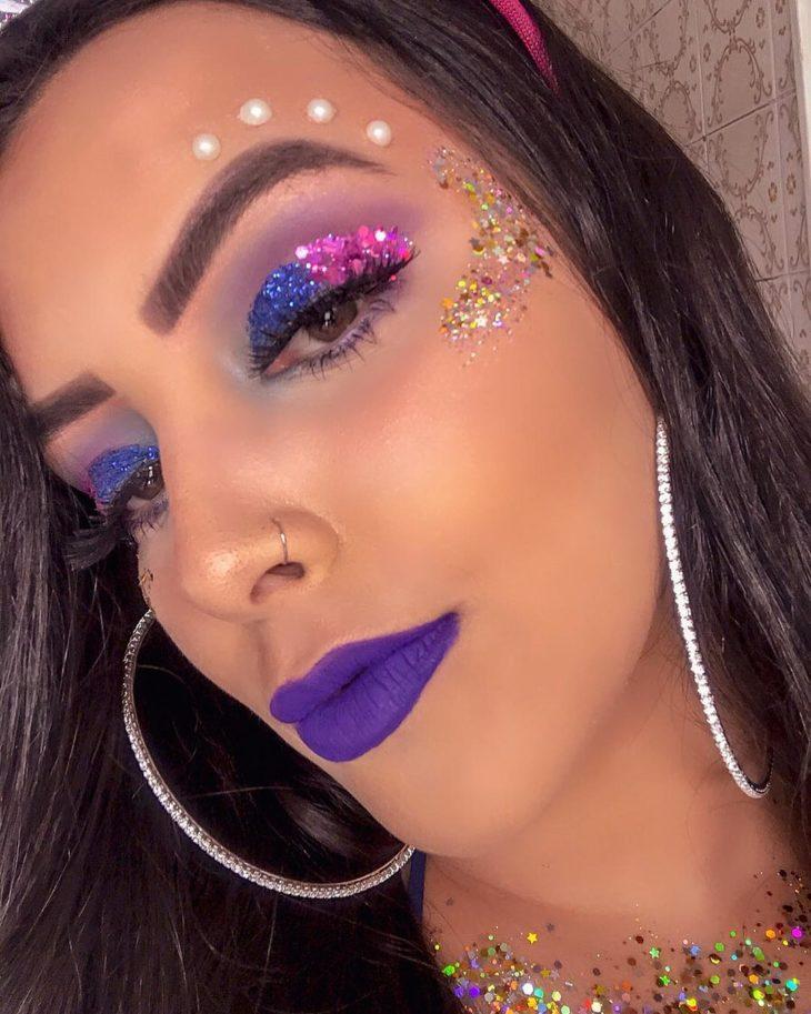 maquiagem para Carnaval 3