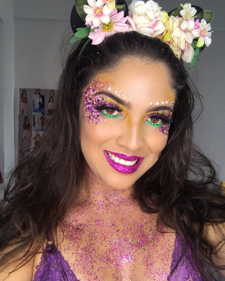 maquiagem para Carnaval 7