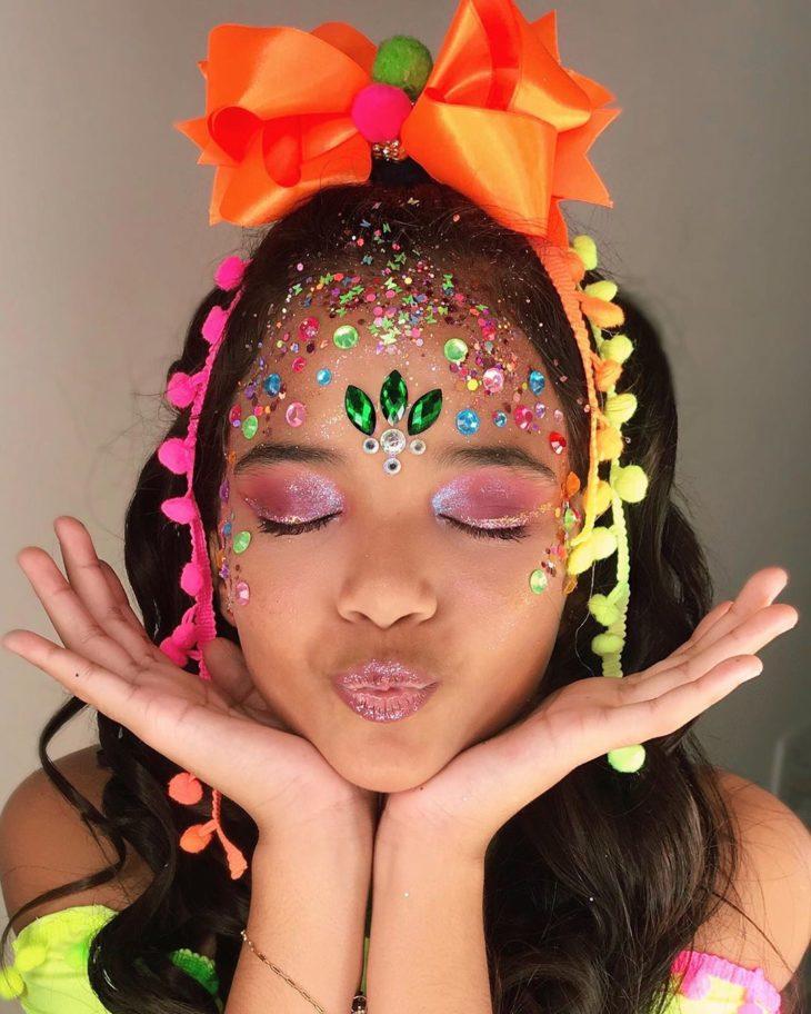 maquiagem para Carnaval 8