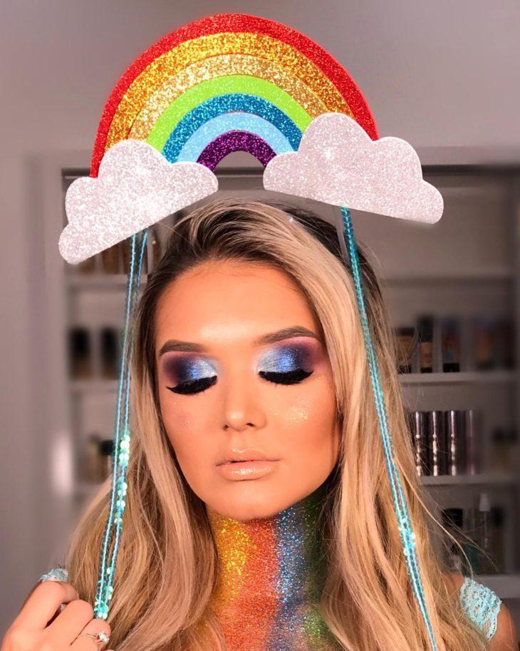 maquiagem para Carnaval 11