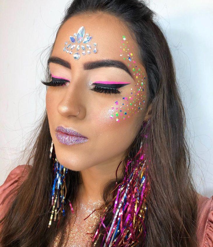 maquiagem para Carnaval 13