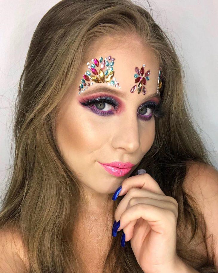 maquiagem para Carnaval 15