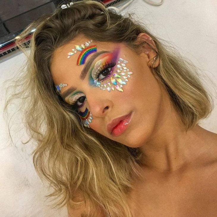 maquiagem para Carnaval 23