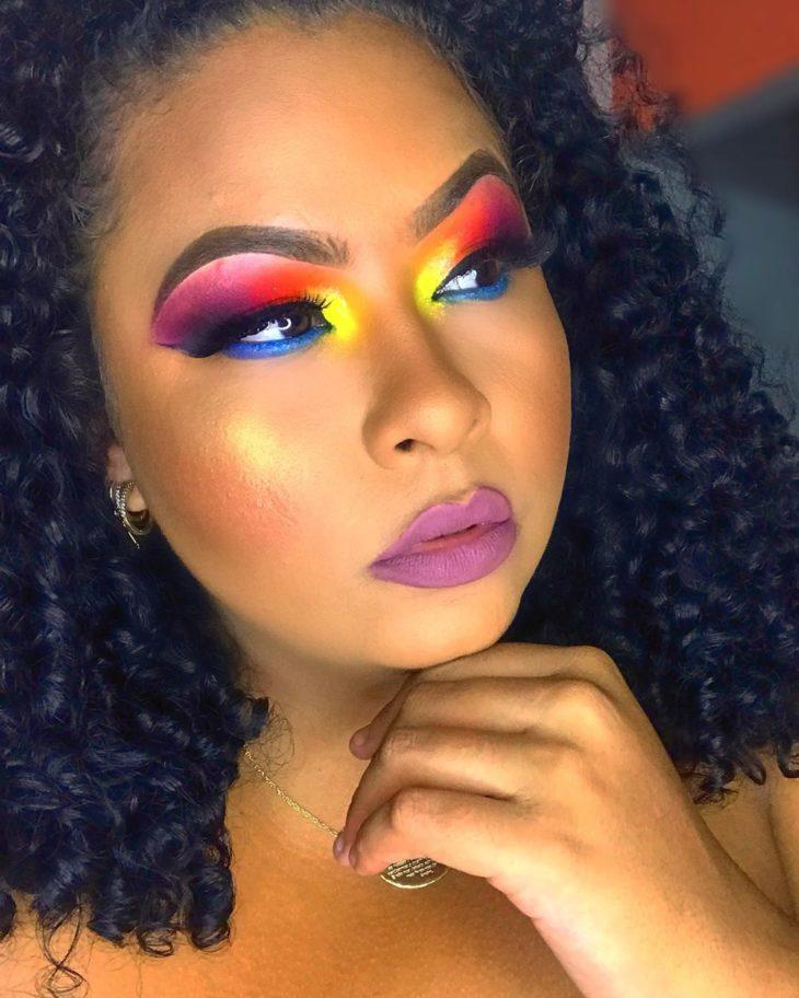 maquiagem para Carnaval 24