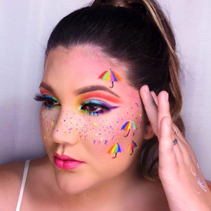 maquiagem para Carnaval 29