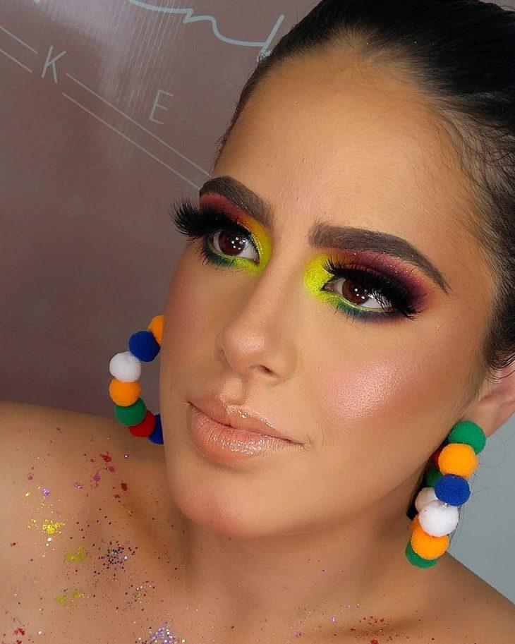 maquiagem para Carnaval 31