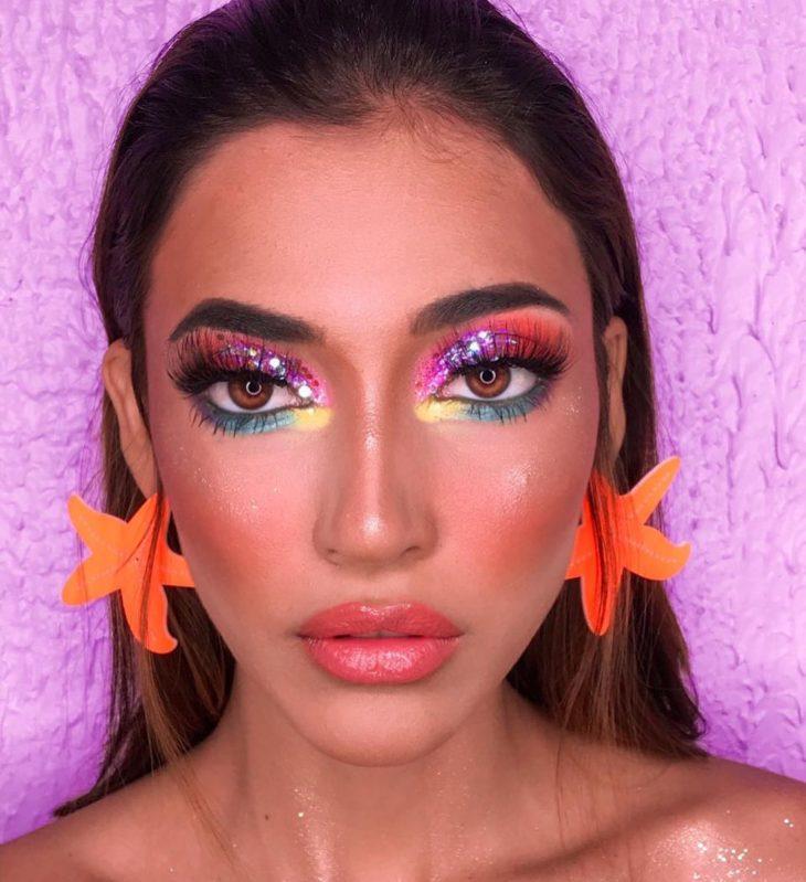 maquiagem para Carnaval 36