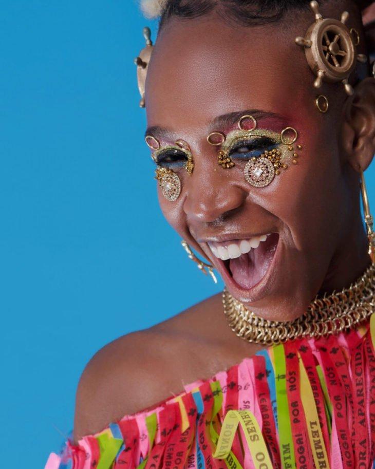 maquiagem para Carnaval 39
