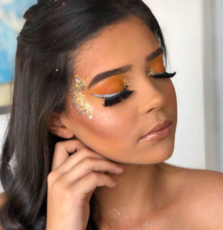 maquiagem para Carnaval 44