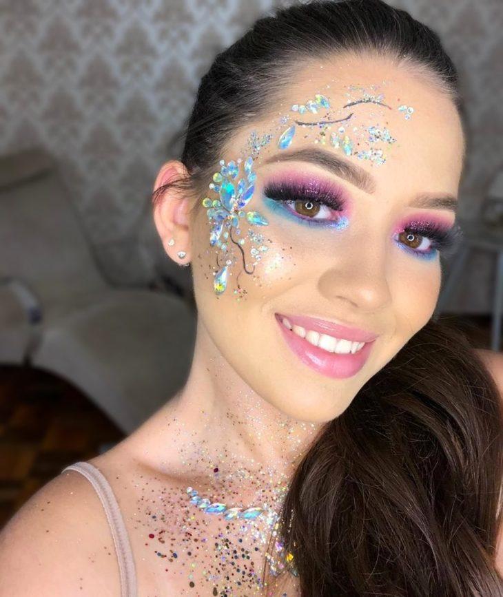maquiagem para Carnaval 45