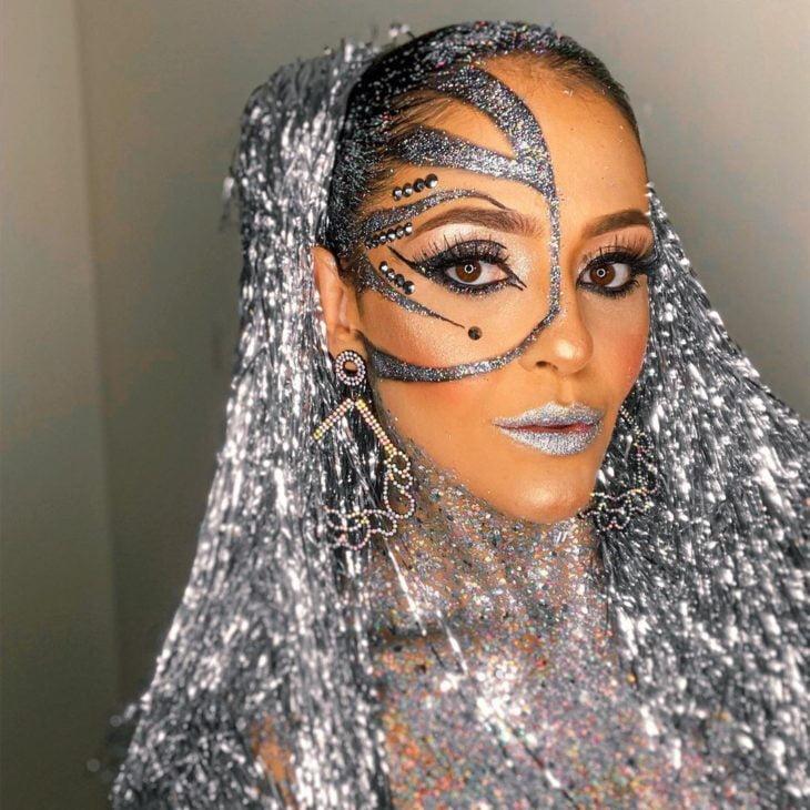 maquiagem para Carnaval 47