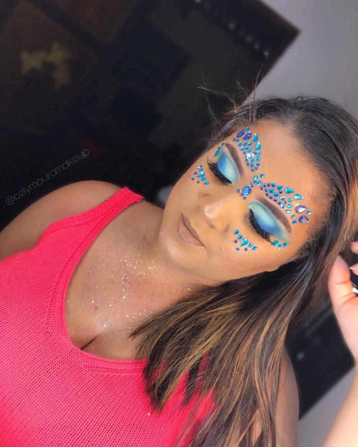 maquiagem para Carnaval 48
