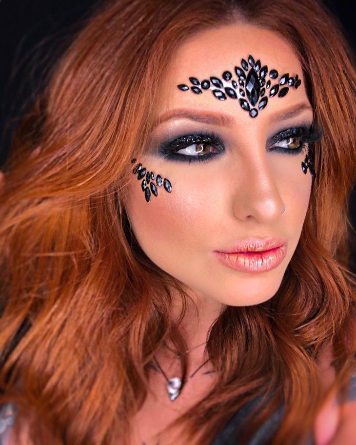 maquiagem para Carnaval 52