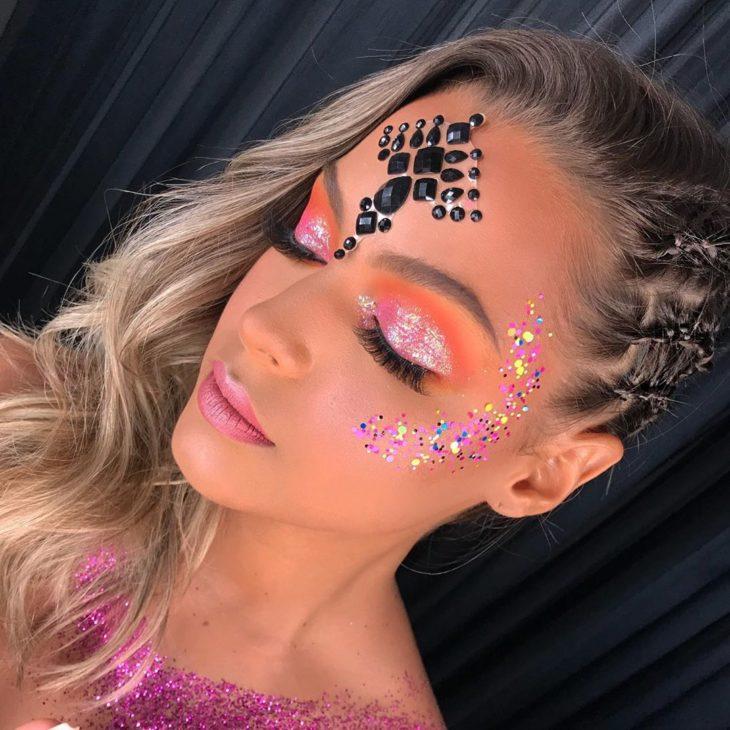 maquiagem para Carnaval 53