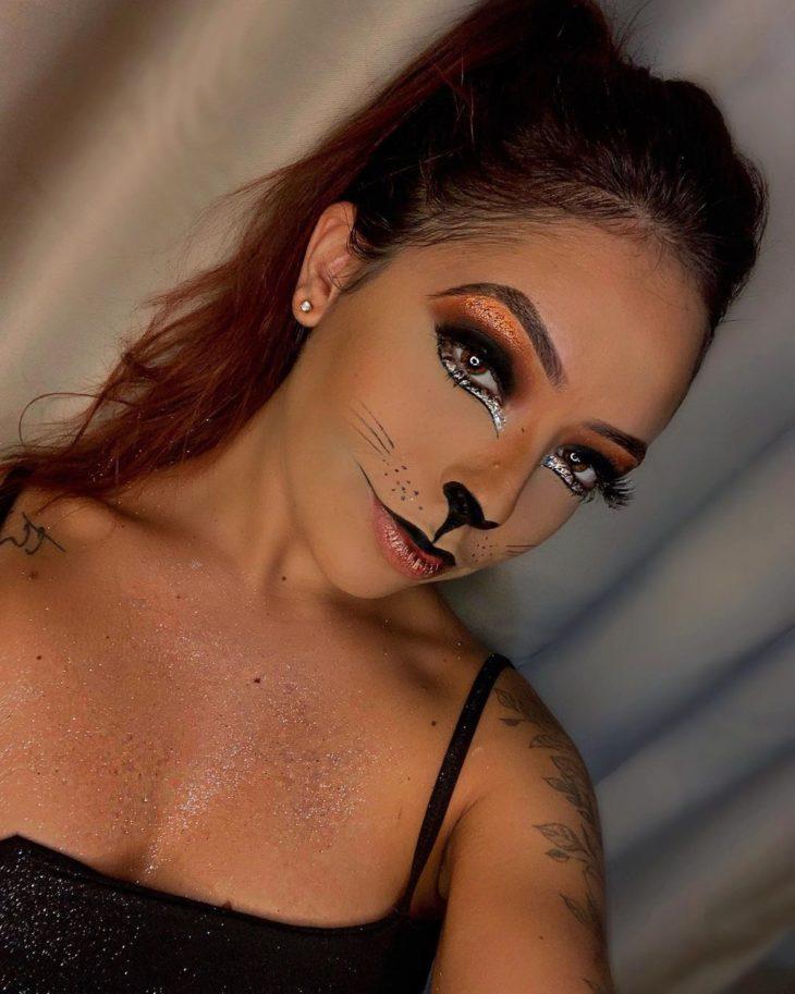 maquiagem para Carnaval 54
