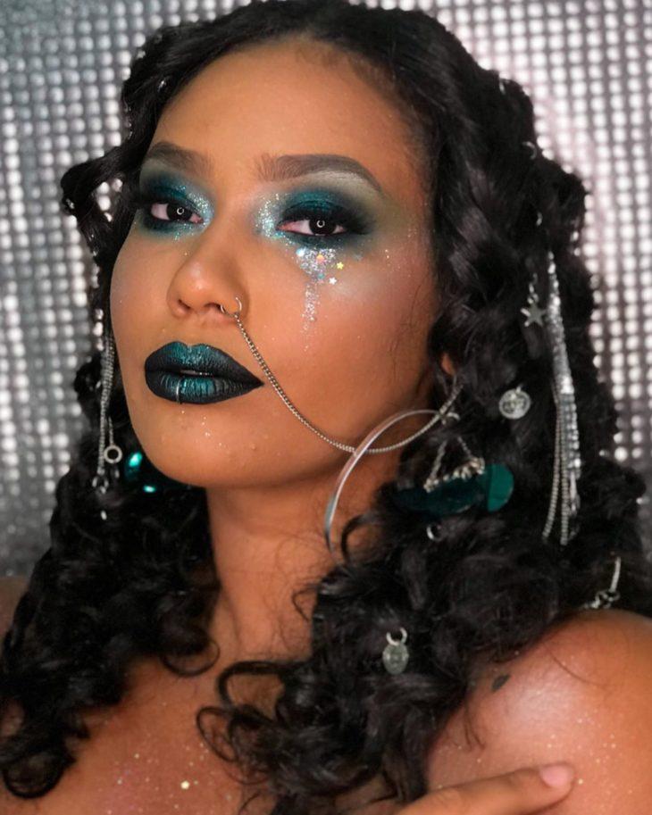 maquiagem para Carnaval 57