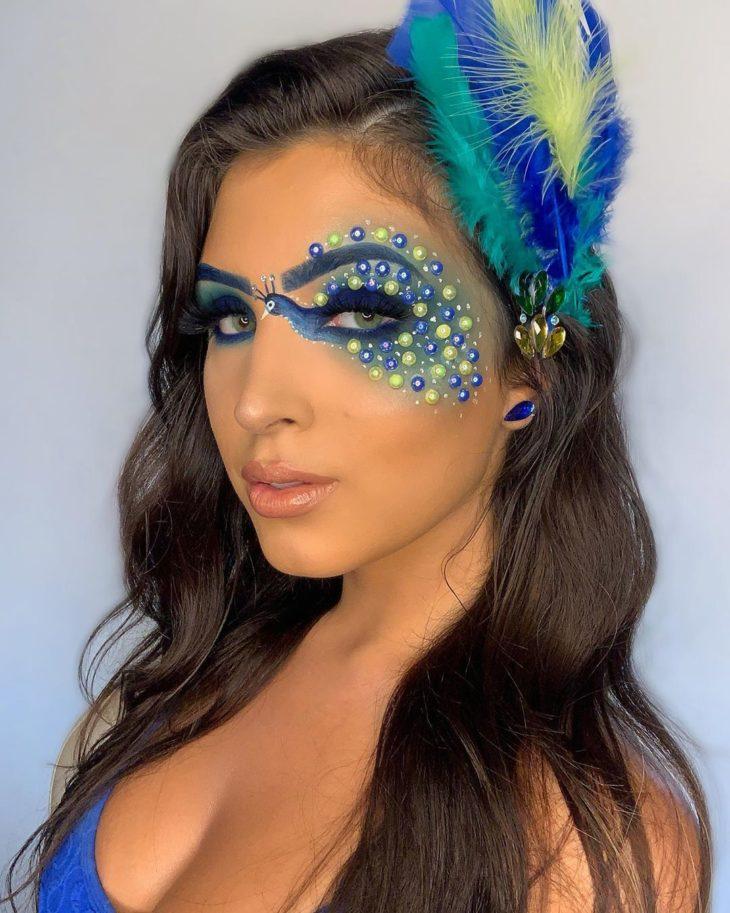 maquiagem para Carnaval 58