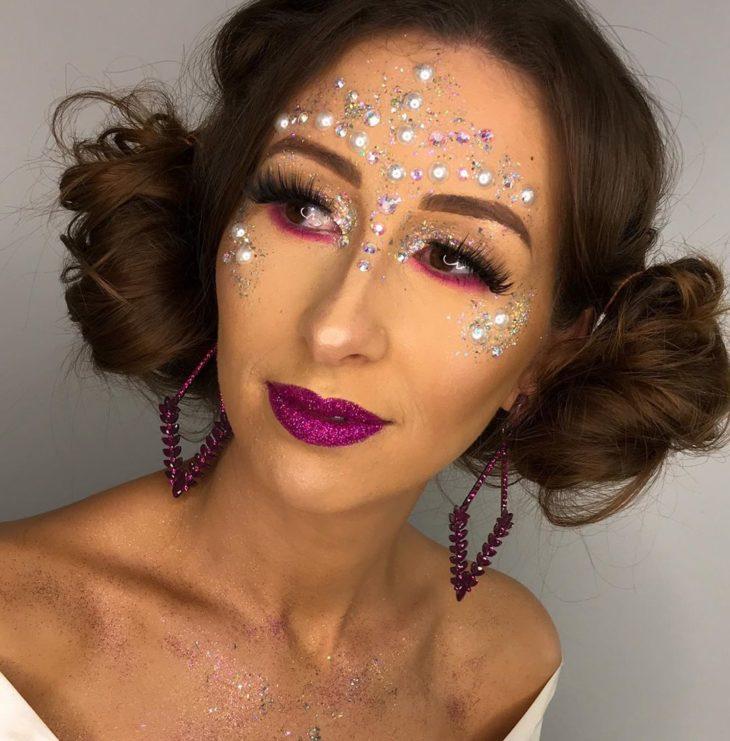 maquiagem para Carnaval 60