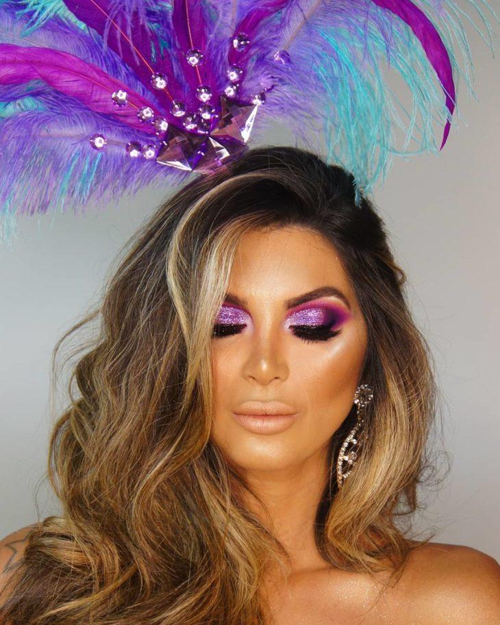 maquiagem para Carnaval 62
