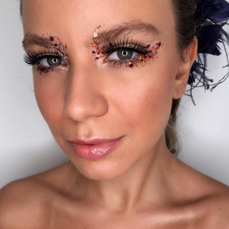 maquiagem para Carnaval 63