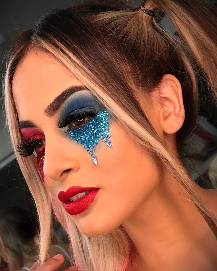 maquiagem para Carnaval 66