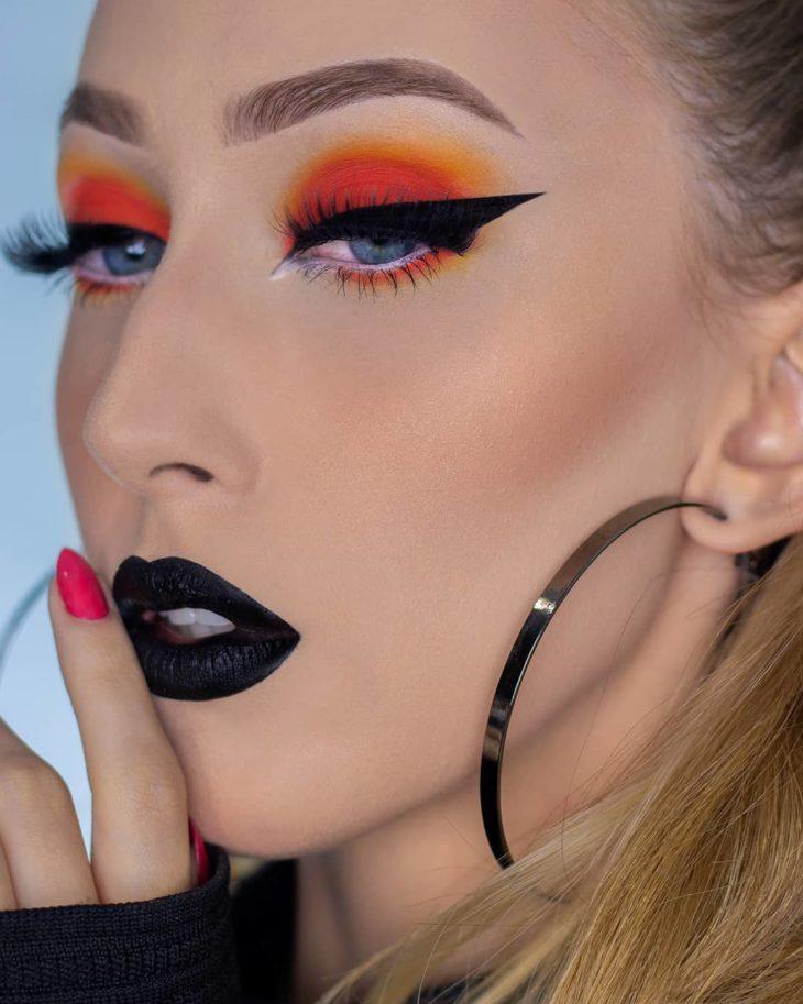 maquiagem para Carnaval 68