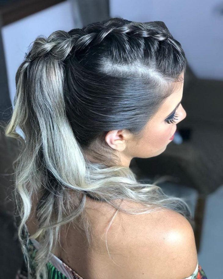 penteado moicano 5
