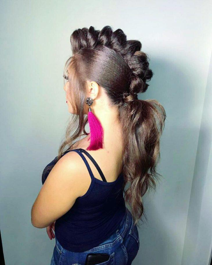 penteado moicano 6