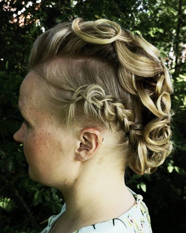 penteado moicano 8