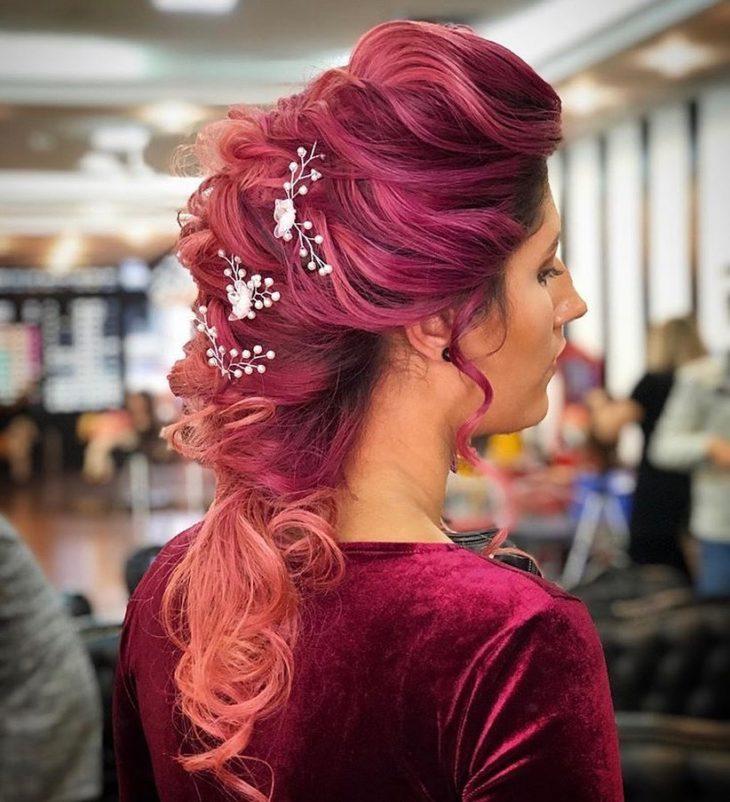 penteado moicano 12