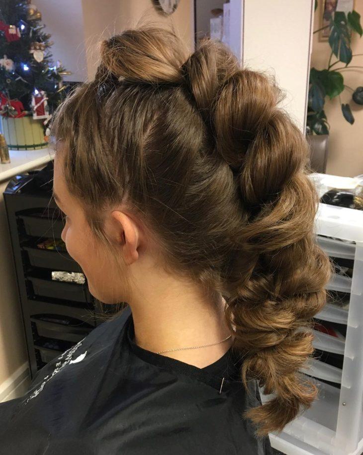 penteado moicano 14
