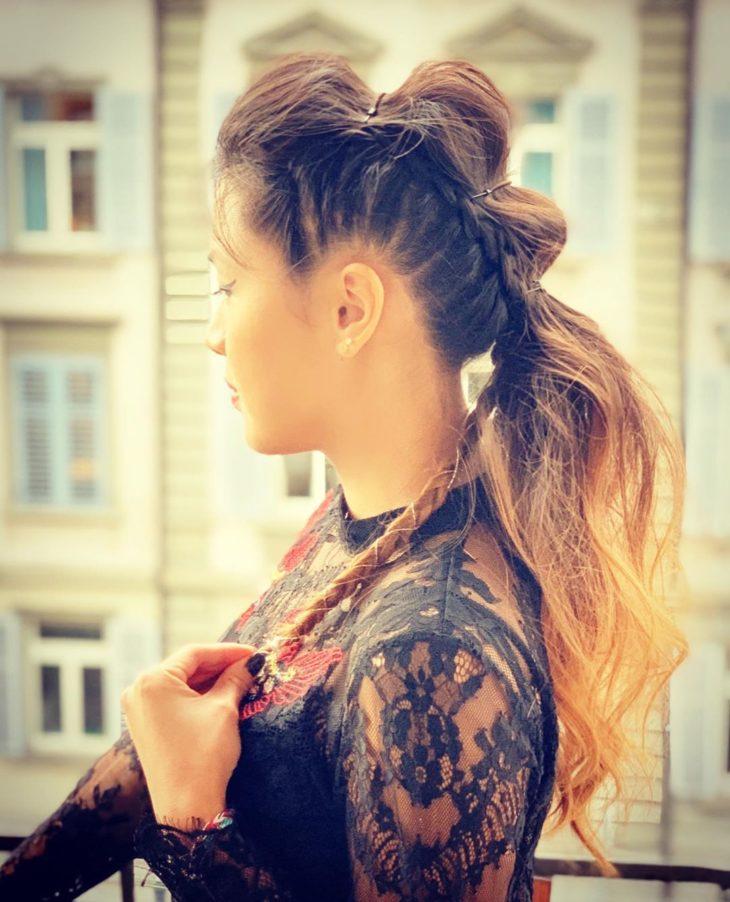 penteado moicano 16