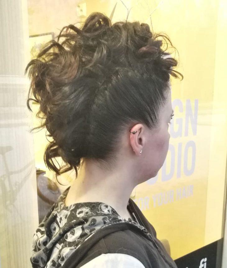 penteado moicano 23