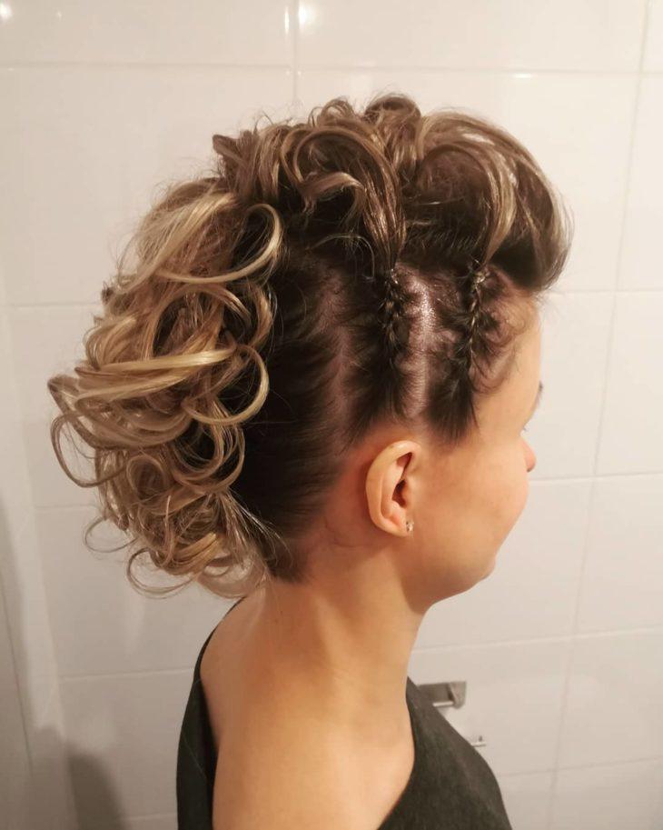 penteado moicano 24