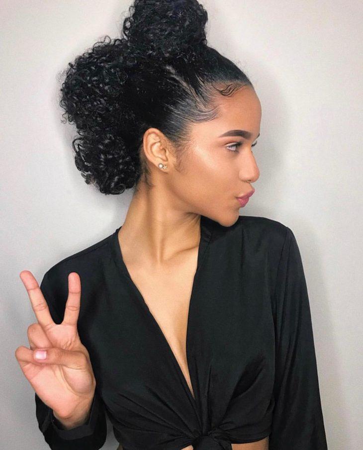 penteado moicano 33