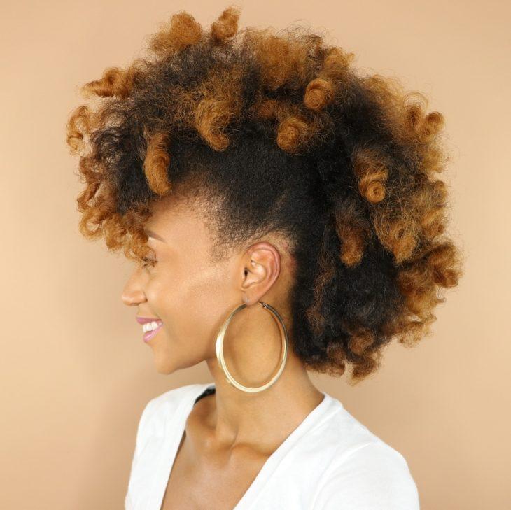penteado moicano 37
