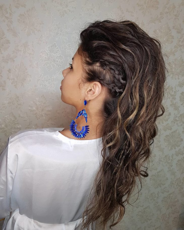 penteado moicano 42
