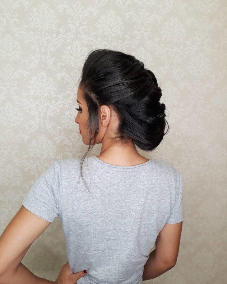 penteado moicano 45