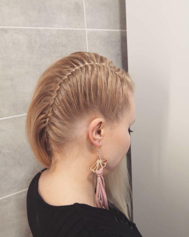 penteado moicano 57